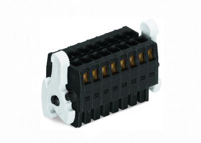 1-conductor female plug100% protected against mismating, black